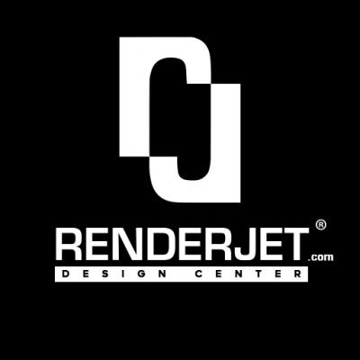 RENDERJET Design Center Logo 512